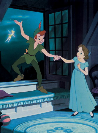 PP-Peter and Wendy fly-small